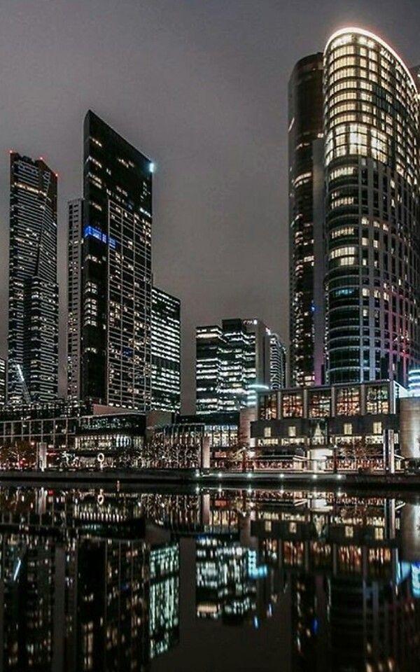 Melbourne, Crown Casino