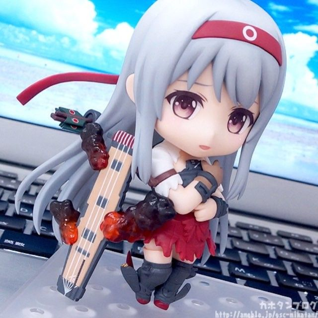 fb.com/NendoroidNews Preorder: 21Apr2016 1200JST Release : 2016/09 #KanColle #艦これ #艦隊收藏 #艦娘 #Zuikaku #瑞鶴 #Shoukaku #翔鶴 http://ameblo.jp/gsc-mikatan/entry-12152107179.html  fb.com/groups/NendoroidFrance  fb.com/groups/NendoroidSpanish fb.com/groups/NendoroidEnglish Import the Calendar to your application: bit.ly/NendoroidCalendar  #nendoroid #ねんどろいど #黏土人 #粘土人 #Figure #PVC #Nendos #ACG #Anime #toyphotography #toygraphy #GSC #cute #adorable #kawaii #goodsmile