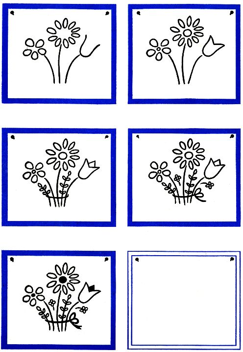 NEW! Kids Drawing Lessons - How to Draw a Flower Bouquet