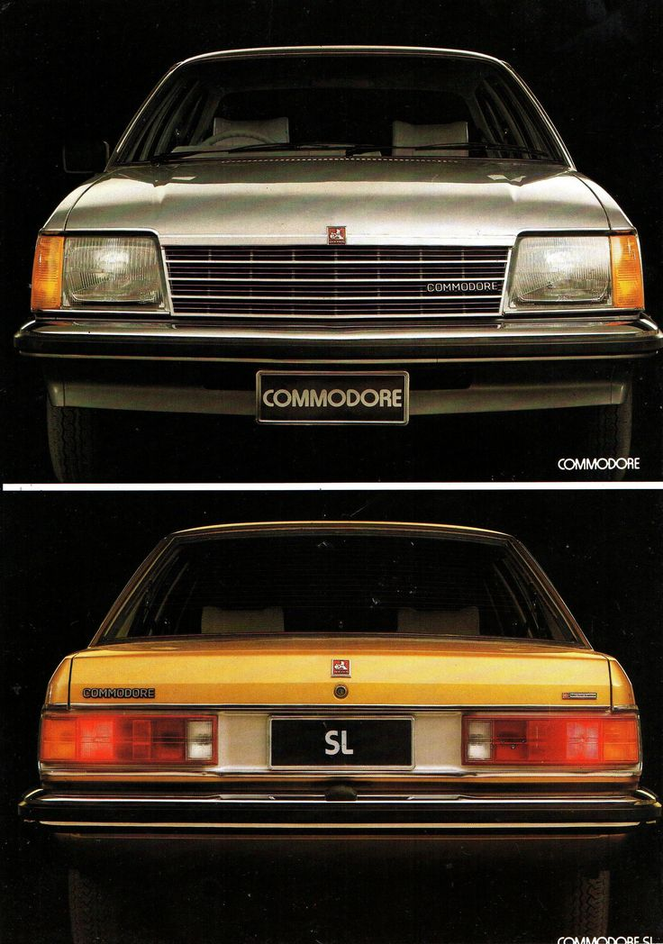 https://flic.kr/p/21AUzEA | 1978 VB Holden Commodore SL SL/E Fold Out Page 2 Aussie Original Magazine Advertisement