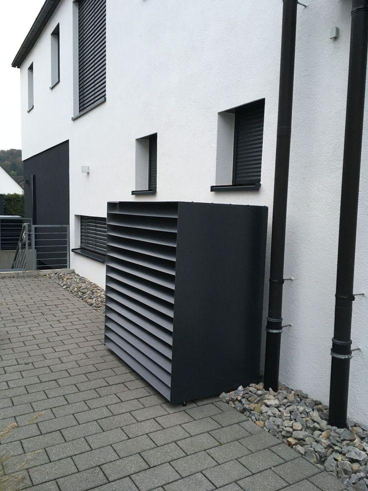 Schutzgehäuse Schallreduzierend Für Wärmepumpe Gr M Zur