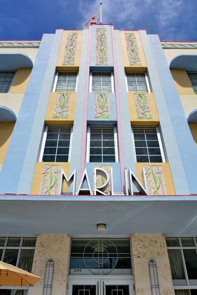 Miami, Art Deco District 8