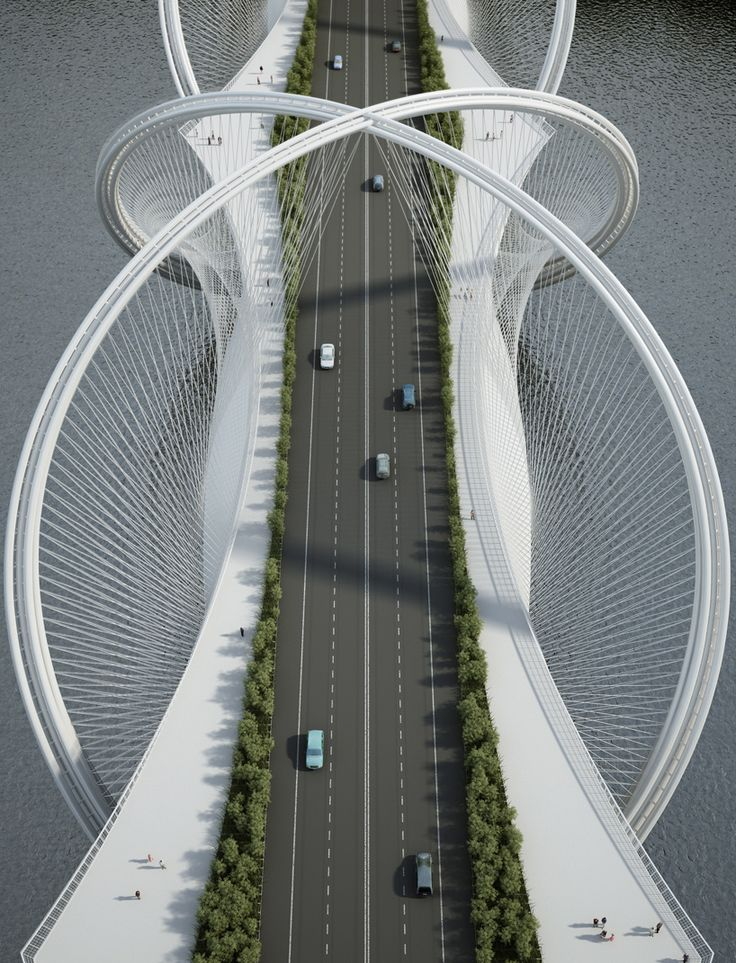 пенда-Сан-Шан-мост-Пекин-Олимпийский зимних игр-2022-designboom-02
