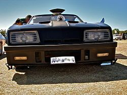 "Mad Max ""Pursuit Special"" from WIKIPEDIA URL > https://en.wikipedia.org/wiki/Pursuit_Special"