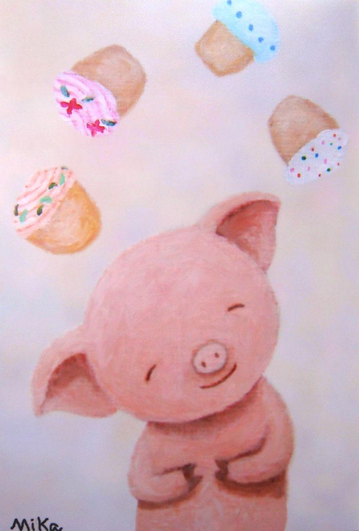 best 25 pig illustration ideas on pinterest pig art pig