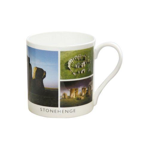 Celebrate and commemorate the magic of Stonehenge, England with our exclusive fine bone china mug.  http://www.english-heritageshop.org.uk/homewares/mugs-and-ceramics/stonehenge-photographic-mug