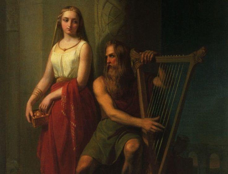 1º de Marzo Día de Iðunn  Día consagrado a la Diosa nórdica Iðunn Idunn o Idunna. Ella es una Diosa asociada con las manzanas y los jóvenes. El nombre de Iðunn nombre ha sido explicado de diversas maneras en el sentido de siempre joven o la rejuvenecedora. Es una Diosa de la fertilidad con un posible origen en la religión proto-indo-europea.  Iðunn se menciona en la Edda poética compilada en el siglo 13 a partir de fuentes tradicionales de antes y la Edda prosaica escrita en el siglo 13 por…
