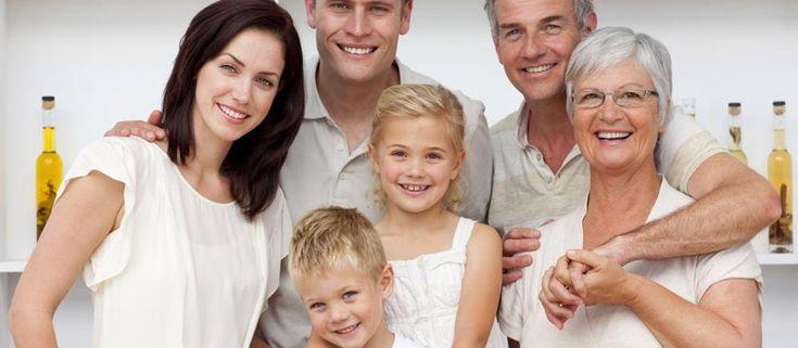 #Family #Dentistry : Hap Family with wider Smile & #Whiten #teeth http://www.oasisdentalmilton.com/procedures/general-family-dentistry/fillings-restorations/