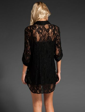 lace shirts for women: Shirts Lace, 3 Lace, Black Laces, Lace Dresses Blouses, Beautiful Lace, Lace Shirts, Black Lace Tops, Clothing Shirts, Colour Black