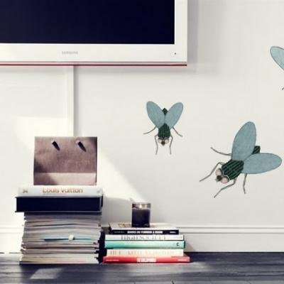 Vinilos decorativos para tus paredes