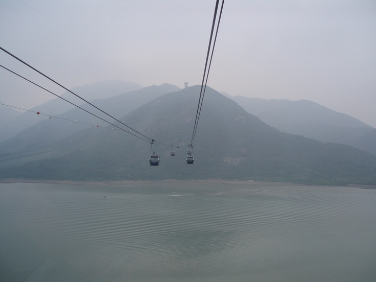 The Ngong Ping 360, a gondola lift, is located on Lantau and is operated by the MTR. Opened in mid-September 2006, this provides a 5.7 km 20 minute gondola cableway journey between Tung Chung and Ngong Ping.
