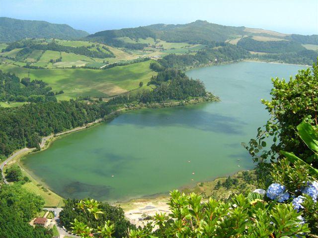 Sao Miguel Azores Portugal