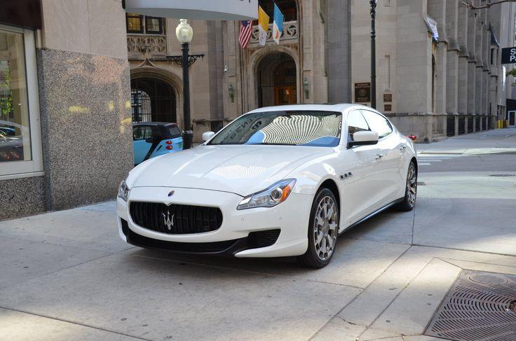 2014 Maserati Quattroporte GTS Sport GT S Stock # R448A for sale near Chicago, IL   IL Maserati Dealer