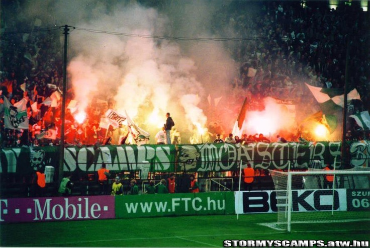 Ferencvaros (Stormy Scamps, Green Monsters)