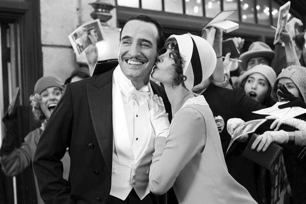 """""""The artist"""", Jean Dujardin e l'eleganza della Hollywood del muto"""