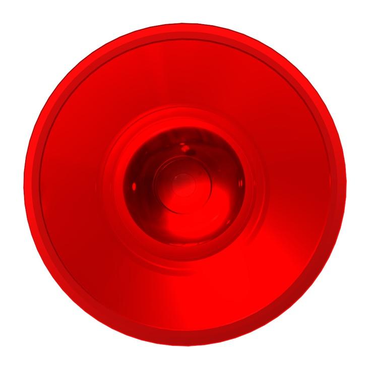 C'est ne pas un cercle rouge