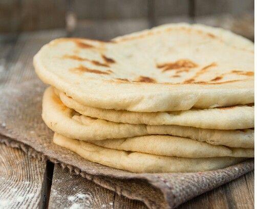 Πίτες για σουβλάκι! (by Mamangelic.com)