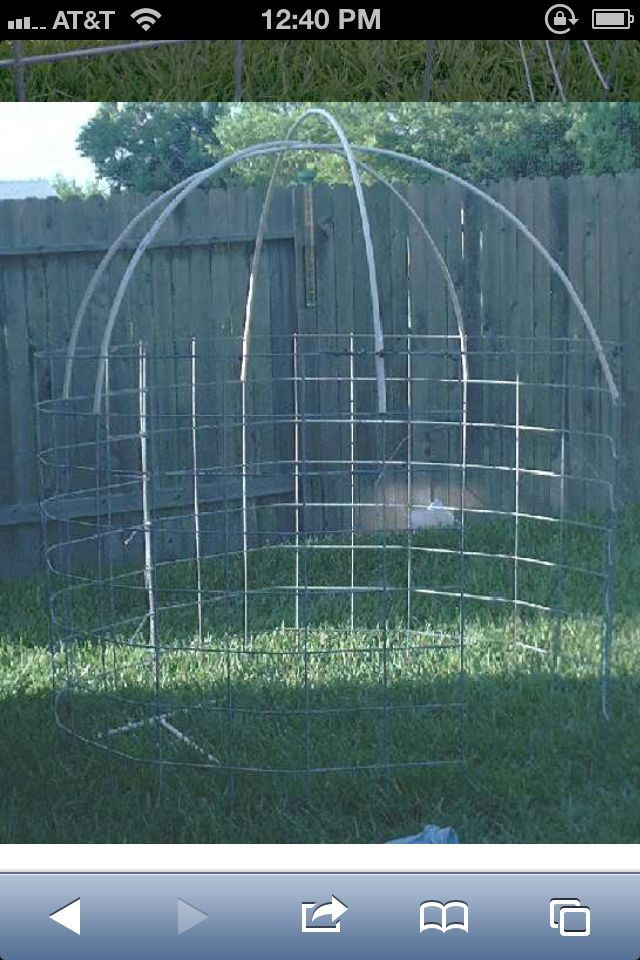 building a hunting blind with a cattle panel pvc pipe and