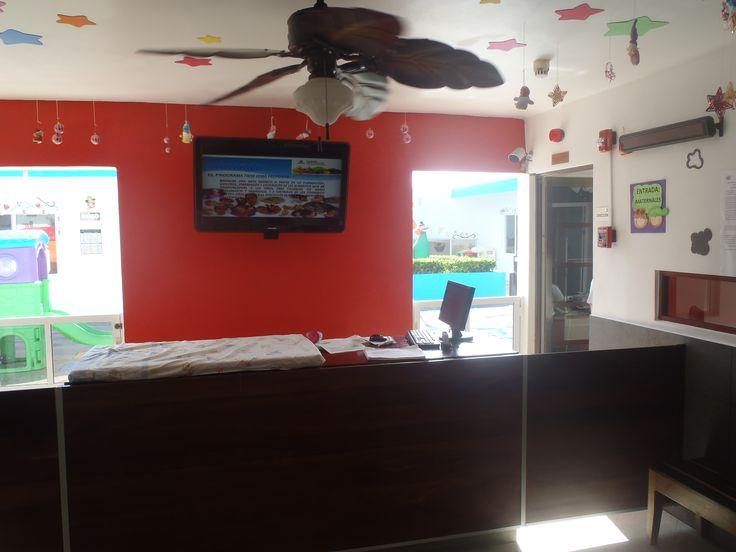 La GUARDERÍA INTEGRADORA MISIÓN DEL ÁNGEL, es un servicio 100% GRATUITO para las MADRES afiliadas al IMSS. Dirección: Av. Hayacán S/n Mz.15, Lote 13, Spmz. 55, Alamo II, 77500 Cancun, Qroo Teléfono:01 998 802 1202 GOOGLE MAPS…  http://g.co/maps/6e2r8