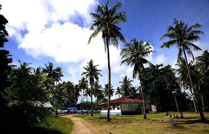 Wisata Ke Pantai Tanjung Kasuari