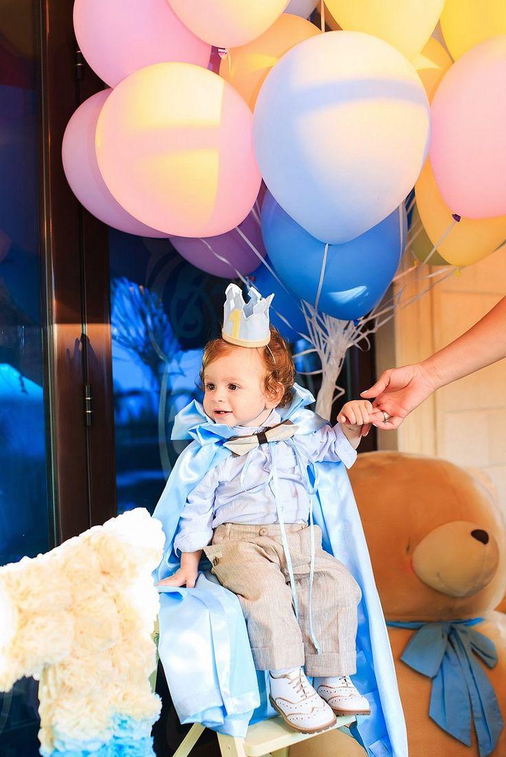 """Samir Azaryan Production Group - 1-й день рождения Даниэля в стиле """"Маленький Принц"""""""