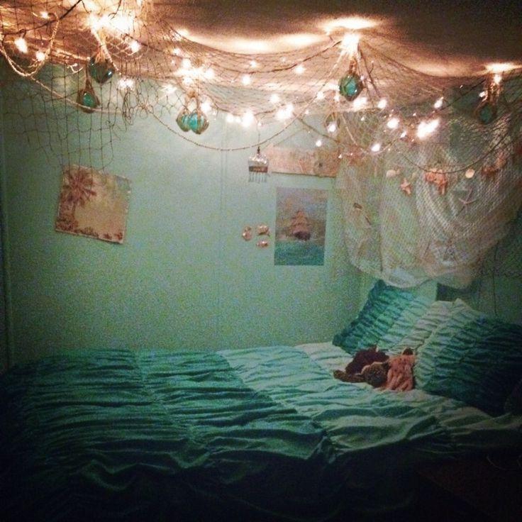 mermaid bedroom