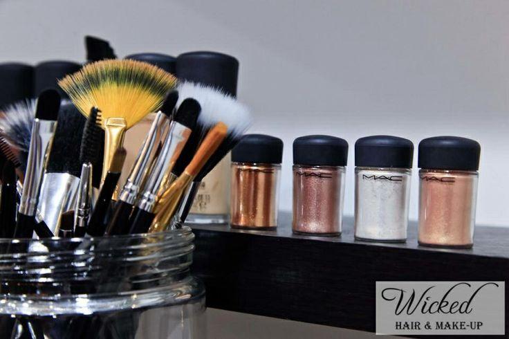 never enough make up!