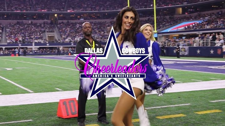 Congratulations to the #LARvsDAL game day girl, Jinelle!!