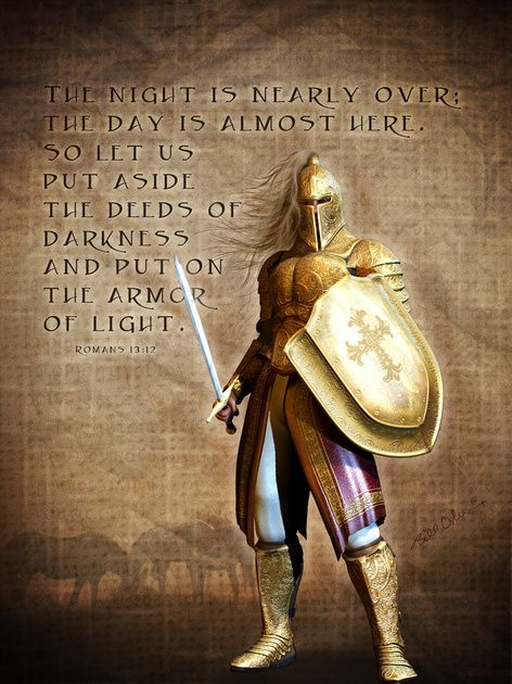 33 best images about armour of god on pinterest armors for Warrior bible verse tattoos