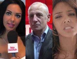 Twitter : Shy'm est violente, Nabilla est en joie, Jean-Michel Aphatie en colère