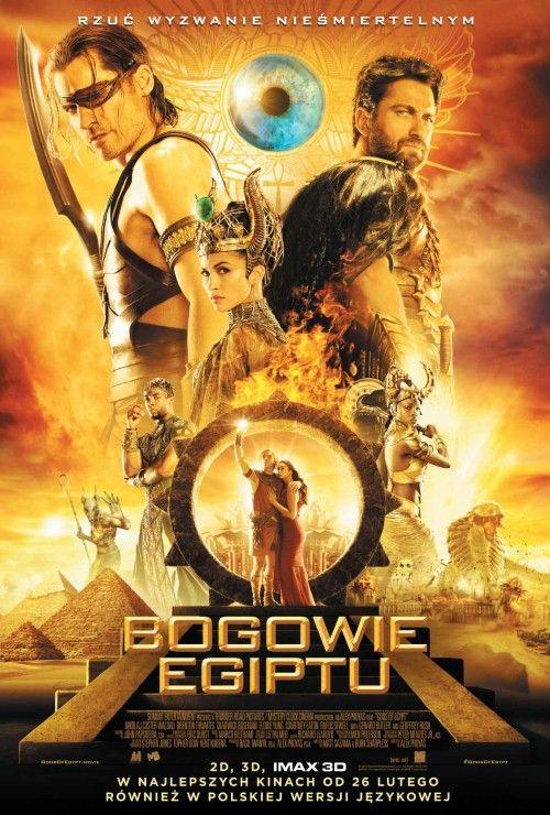 Bogowie Egiptu (2016) - Filmweb