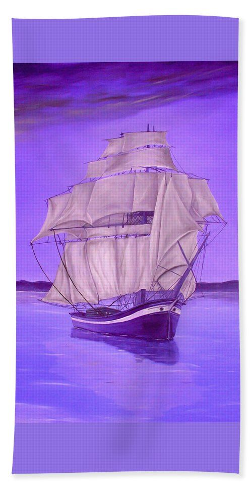 Beach Towel,  purple,lavender,accessories,cool,trendy,fancy,beautiful,unique,awesome,modern,artistic,fashionable,unusual,for,sale,design,items,products,ideas,nautical,marine,sailboat