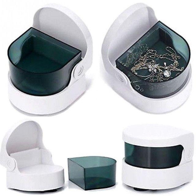 Mini Cordless Ultrasonic Jewelry Cleaner