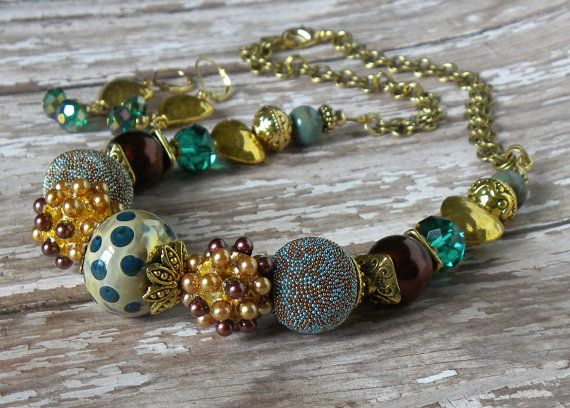 Image result for bead jewelry variety