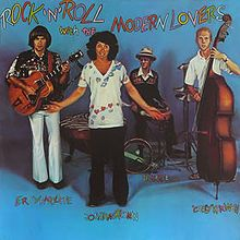 RocknRoll with the Modern Lovers, 1977.