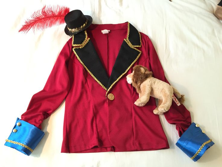 DIY | Lion Tamer Costume