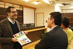 L'economista Pierangelo Dacrema agli incontri di Ragioneria generale e applicata II dell'Università del Sannio