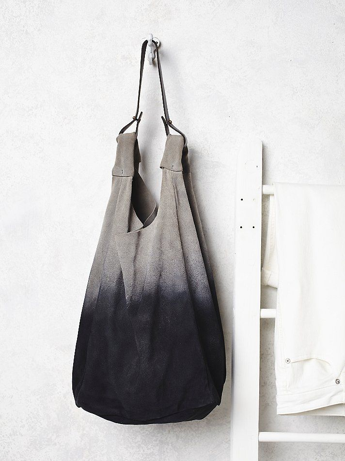 Free People Atwood Suede Hobo, £168.00