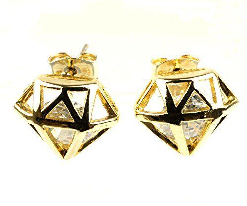 [ATK21] ダイヤモンド モチーフ モチーフ スタッド ピアス メンズ レディース アクセサリー (ゴールド) [ATK21] http://www.amazon.co.jp/dp/B017VXKHL0/ref=cm_sw_r_pi_dp_naQrwb1G1D9GY
