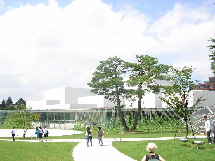 21世紀美術館|金沢