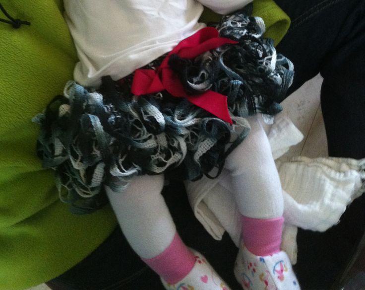 Ruffle rokje Voor Demi
