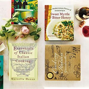 The Best Italian Cookbooks |  CookingLight.com