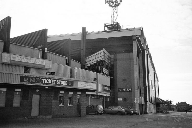 Maine Road, Moss Side, Manchester