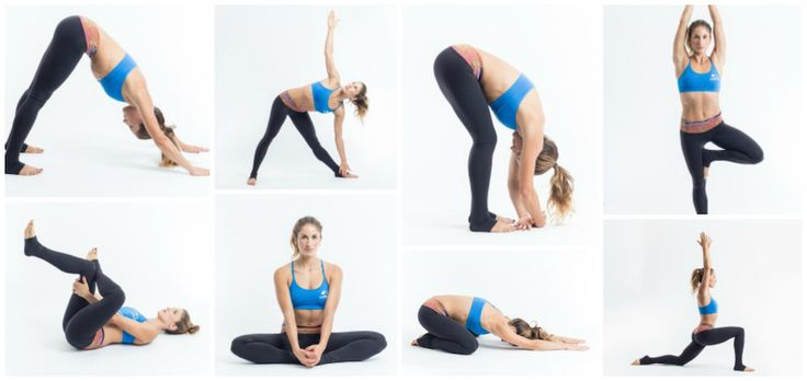 Improve your runs and your recovery with these 8 yoga moves from @Runtastic.
