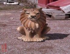 Mısır Aslan Heykeli