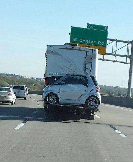 Smart Car Road Trip