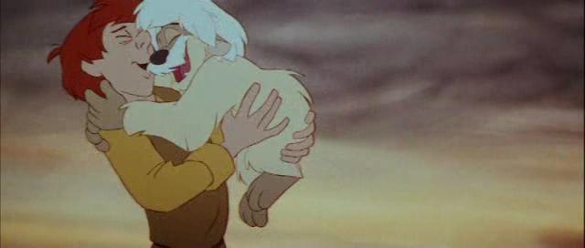 Taron e la pentola magica USA 1985. (visto)