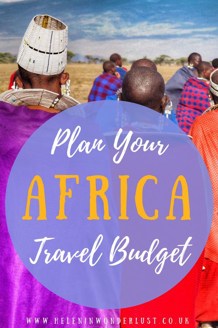 Africa Travel Budget Planning