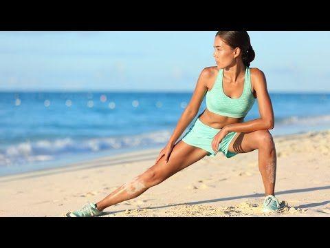 Tonificati con l'elastico fitness - YouTube