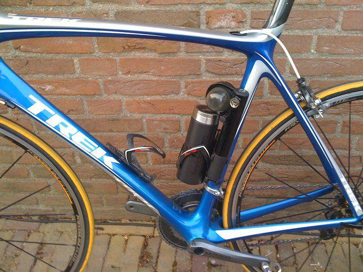 Handpresso en vélo pour un coup de boost !   Handpresso on bycicle to get energy boost!
